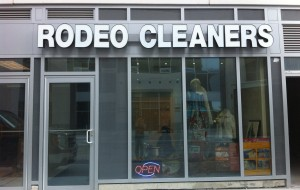 Rodeo Cleaners