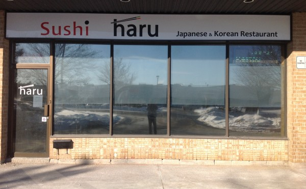 HARU RESTAURANT IN RICHMOND HILL